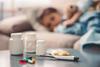 Vorsorge-Impfschutz-Haemophilius-influenzae-b-Kind mit Fieber