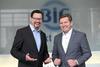 Die Vorstände der BIG: Peter Kaetsch und Markus Bäumer