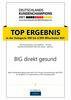 Die BIG zum dritten Mal zu Deutschlands Kundenchampion gekürt