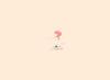 pelvina Beckenboden App: gezeichnete Frau im Schneidersitz
