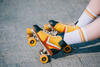 Rollschuhe aus den 90ern