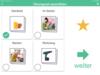 Screenshot der Sprachlern-App