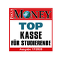 Focus Money Siegel 2020 Top Kasse für Studenten